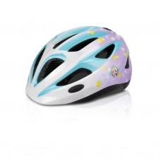Шлем детский XLC BH-C17, голубой, XS/S (46-51)